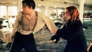 titanic affonda