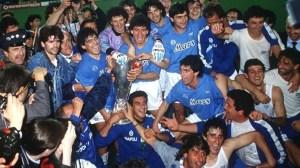 Napoli: gli eroi della vittoria della coppa uefa