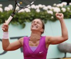 Sara Errani al Roland Garros
