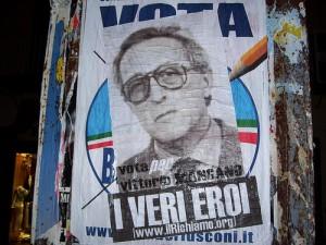 Vittorio Mangano vero Eroe
