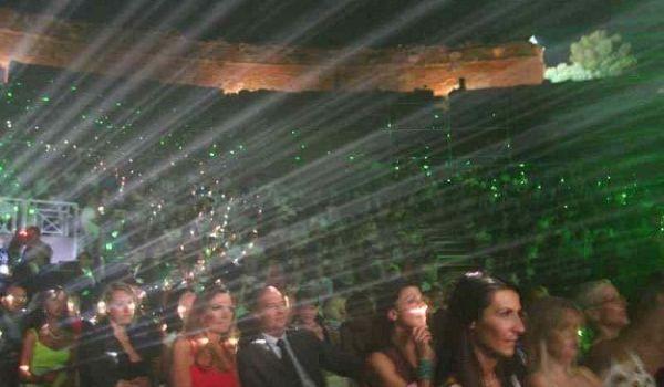 Che spettacolo il Taormina Film Festival