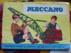 la scatola del meccano