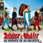 """""""Asterix e Obeliz al servizio di sua Maestà"""" (""""Astérix et Obélix: Au Service de Sa Majesté"""") di Laurent Tirard"""