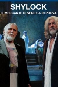 Moni Ovadia e Shel Shapiro in Shylock il mercante di Venezia in prova