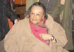 Isabella Marincola nel 2011