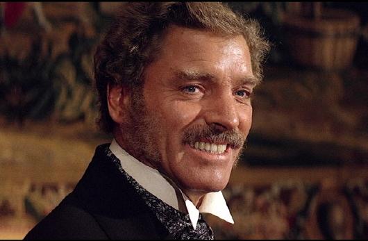 """Burt Lancaster che interpreta il Principe Don Fabrizio Salina nel film 'Il gattopardo' a cui dice il nipote Tancredi in procinto di arruolarsi con i garibaldini per combattere i Borboni """"Se vogliamo che tutto rimanga come è, bisogna che tutto cambi""""."""