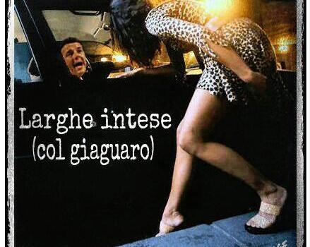 larghe intese col giaguaro