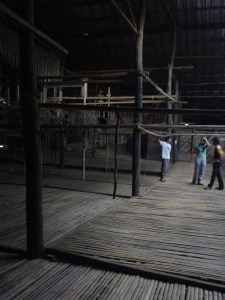 Una nuova longhouse