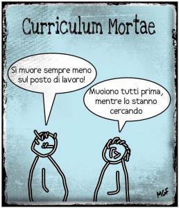 curriculum mortae