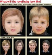 Come sarà il Royal Baby?