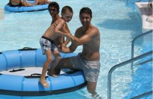 Billy Costacurta ad Aquafan