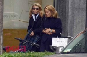 Giulia Ligresti con un'amica
