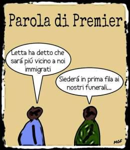 letta immigrati