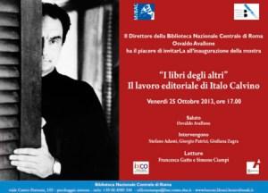 I libri degli altri di Italo Calvino.