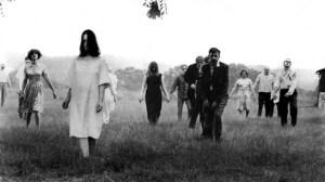 """""""La notte dei morti viventi"""" di George A. Romero, capostipite dei film di zombie"""
