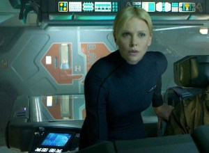 Charlize Theron in Prometheus
