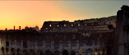 Il Colosseo è lì da qualche millennio...