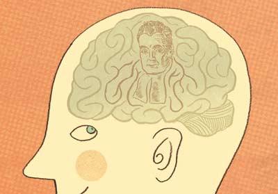 Nel cervello appare il ritratto di Bayes, matematico britannico vissuto nel '700