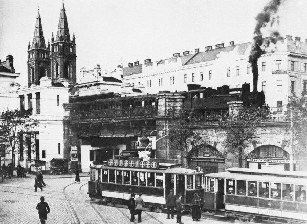 Stadtbahn-Wien-vor-Elektrifizierung 1898
