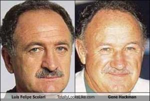 Uno di questi due gemelli ha vinto due Oscar, l'altro spera in due mondiali.