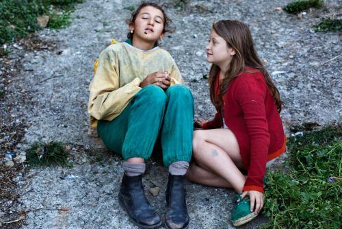 Bravissime le giovani protagoniste della pellicola