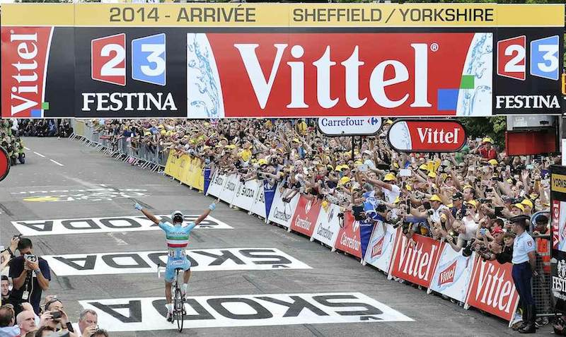Tour de France 2014: Stage 2