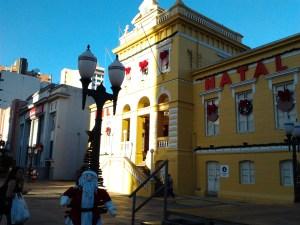 Bento Goncalves, città del Rio Grande do Sul.