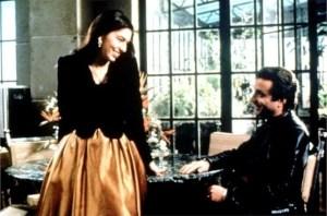 Sofia Coppola ne Il padrino.