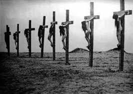 genocidio armeno crocifissioni