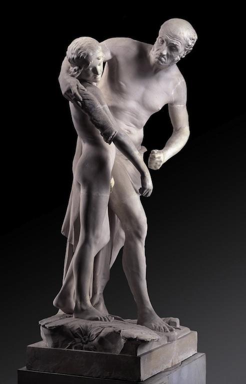 Dedalo e Icaro, Museo Correr, Venezia