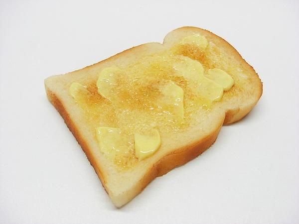 La fetta di burro...cade sempre dalla parte sbagliata...
