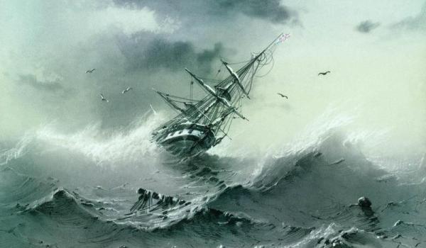 naufragio
