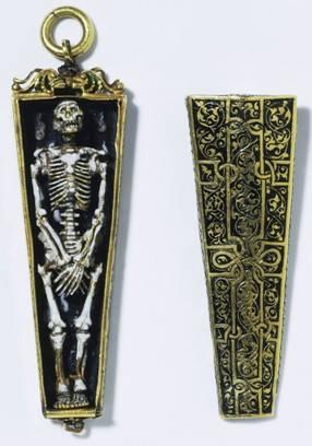 Memento mori (Victoria and Albert Museum - Londra).