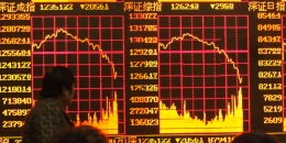 Shanghai stock exchange collapse - 2015