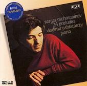 07. Vladimir Ashkenazy. Rachmaninov – 24 preludes (1976)