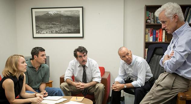 """Spotlight: il miglior film sul giornalismo dai tempi di """"Tutti gli uomini del presidente"""" (dicono)"""