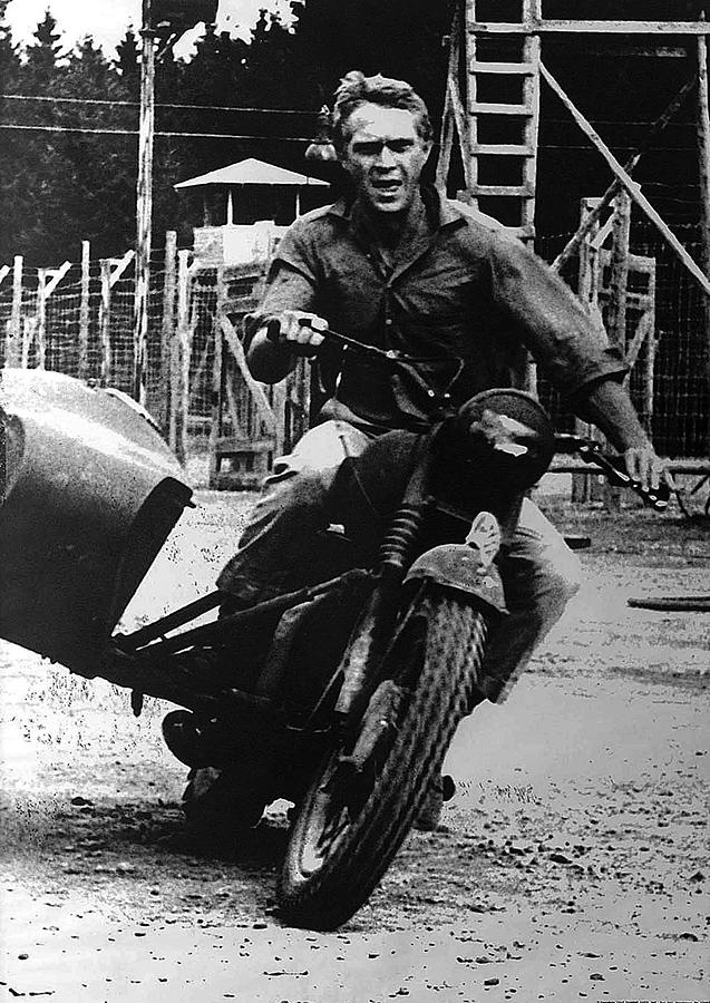 Steve McQueen, La grande fuga