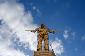 Jan Fabre - The man who measures the cloud