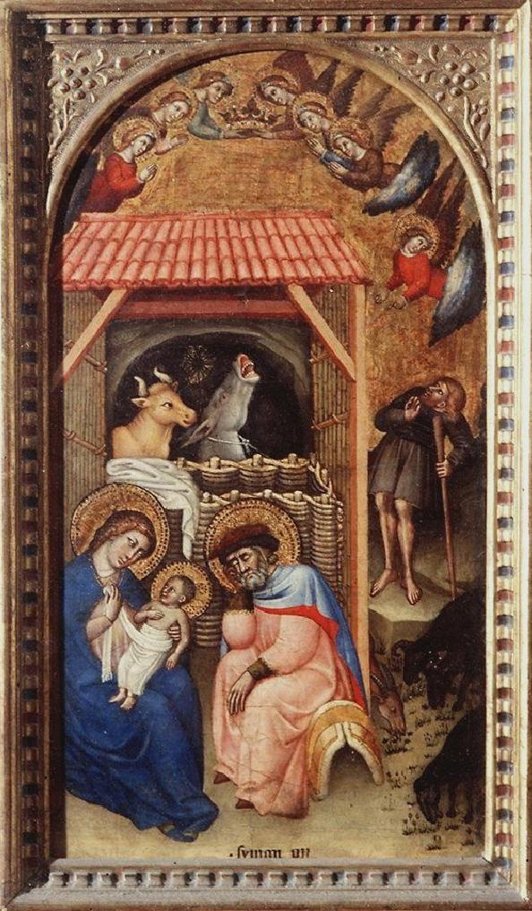 Simone dei crocifissi, Galleria degli Uffizi, Firenze