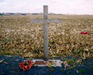Monumento in memoria della Tregua di Natale del 1914