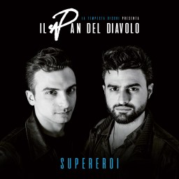 IL PAN DEL DIAVOLO - SUPEREROI (COPERTINA)