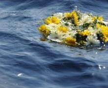 fiori nel mare