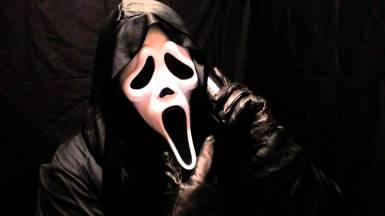 """L'assassiino di """"Scream"""""""