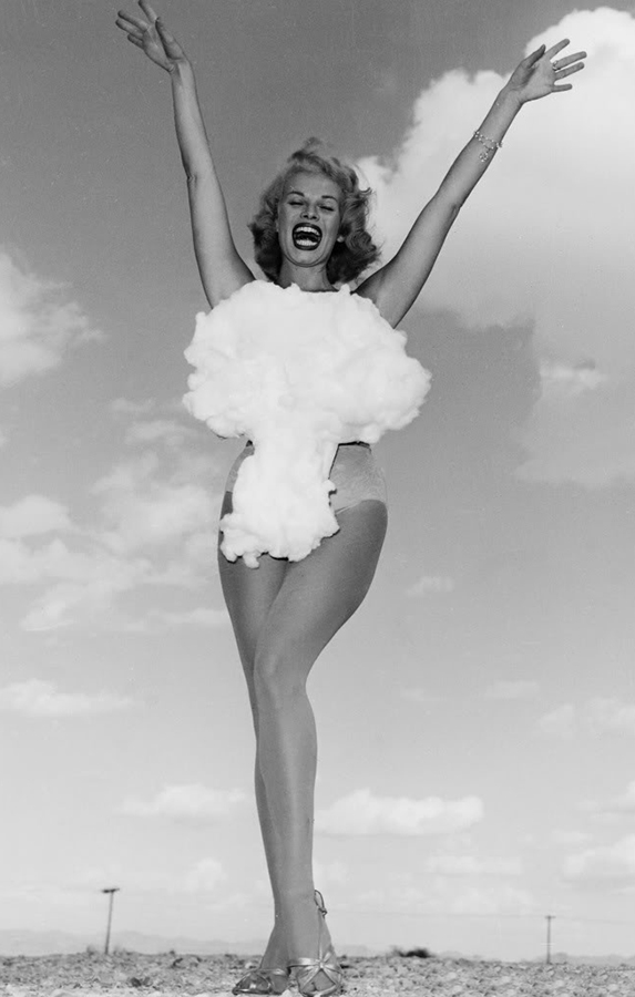 Lee Merlin, Miss Atomic Bomb, 1957