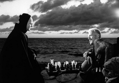Che c'è di più avvincente di una bella partita a scacchi?