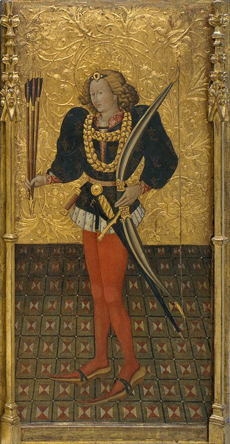 Jaume Ferrer, Museu nacional d'art de Catalunya