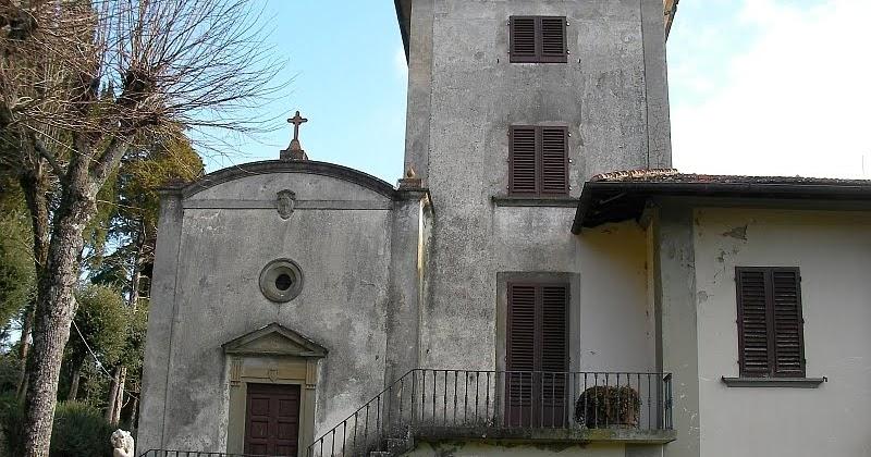 La Villa del Focardo, teatro dell'eccidio