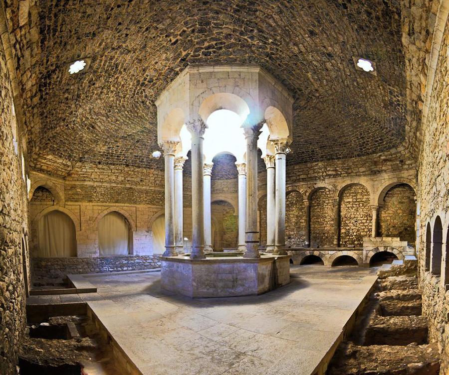 Bagno arabo a Girona
