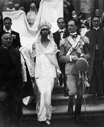 Matrimonio tra Umberto di Savoia e Maria Josè del Belgio