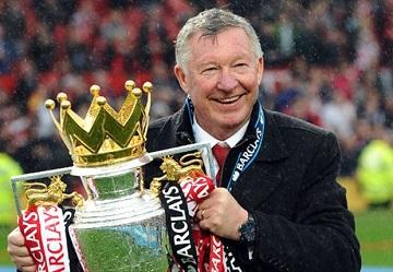 Sir Alex Ferguson, il più vincente di tutti